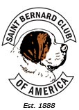 Saint Bernard Club of America Logo